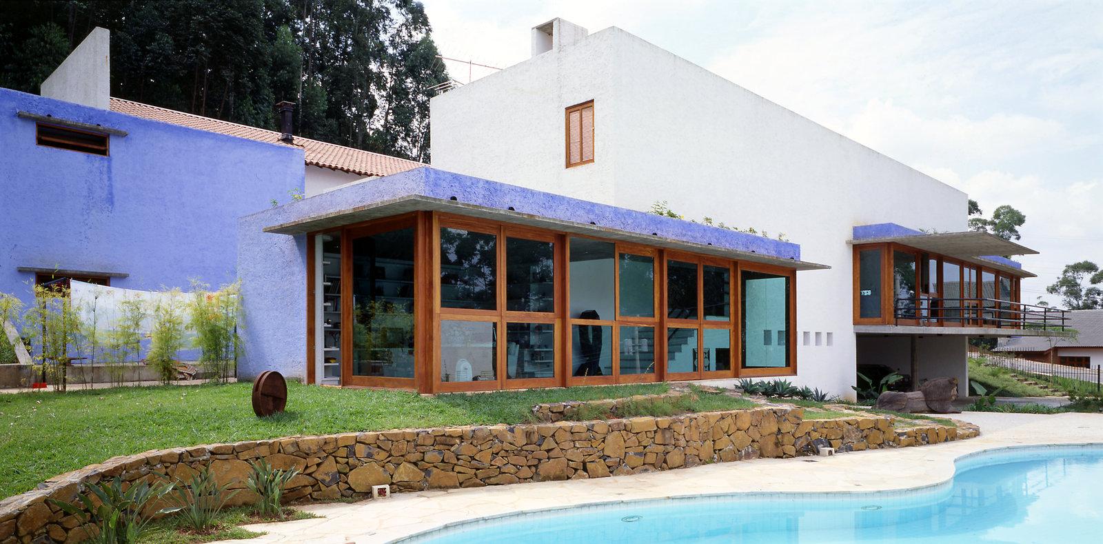 Imagens de #2682A5 brasil arquitetura / projeto / casa tamboré 1600x789 px 3408 Bloco Cad Banheiro Vista Frontal